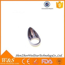 Stainless Penis ring names of sex toys chastity, wholesale adult sex male chastity ring