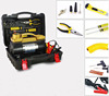 12v air compressor double cylinder,100psi car air inflator