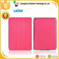 Excellent quality shockproof cute leather flip universal tablet case for ipad air