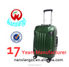 high quality,good price,cabin size, External/built-in caster,aluminum frame ABS hard travel luggage trolley