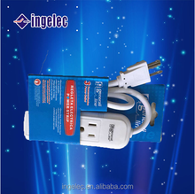 YiWu No.1 3 pin universal 3-way plug/socket us extension wire 15 amp socket