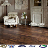 8mm hdf dark color german laminate flooring