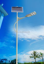 Highly Efficient 80W Led Solar Street Lights System For Airport