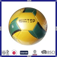 low price hot sale soccer ball with custom logo