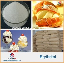 Erythritol used in food or beverages