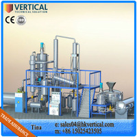 VTS-DP VERTICAL Hot Sale Used Black Oil Recycle