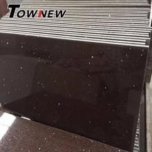 Black Galaxy mirror fleck Quartz Tiles price