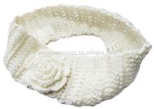 Crochet bebé diadema de pelo- aceesories- bandas para la cabeza de varios estilos