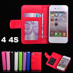 Free sample photo slot mobile phone case phone cover for iphone 4S