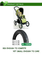 12 inch A-1056 Wearproof Baby Carriage Tire With Competitive Price