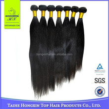 India human hair direct straight virgin hair with popular style