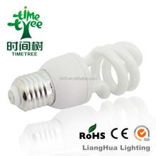 T5 73w PBT PC cfl making machine/cfl bulb/customized 2u tube sex energy saving lamp