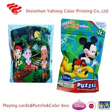 promotion educational toy puzzle of china factory