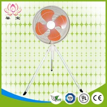 "18"" Stand Fan with metal fan blade for strong airflow"