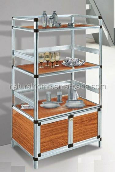 Cheap Wall Mounted Folding Kitchen Pantry Cupboard