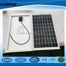 High quality Polycrystaloline solar panel 10w, flexible solar panel china