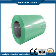 Cold rolled galvanized steel coils/PPGI prepainted steel sheet /zinc aluminium roofing coils