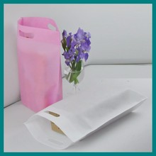 in bulk production non woven blank reusable die cut bag