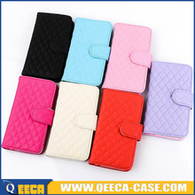 New products 2015 luxury wallet flip leather case for iphone 5