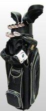 Clubmaxx SO1-1 Brisbane/Black Golf Bag