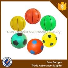 2014 Popular Customized Toy Anti Stress PU Football