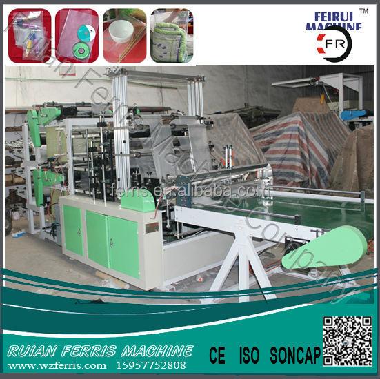Sac en plastique machine de fabrication