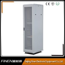 High quality SPCC metal 19 inch floor standing electronic equipment enclosures