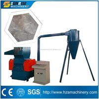High capacity plastic film recycling PP PE Film shredder & film crusher