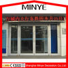 commercial aluminum entry door front swing door