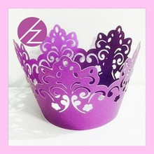 Eco-friendly new style paper cupcake wrapper DG-124