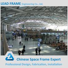 Airport prefab light steel roof