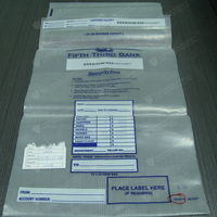 100% New Super Strength Huge Load Capacity Single Handle Coin Envelopes