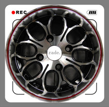 Alloy Wheels 15*6 15 inch replica wheel rim