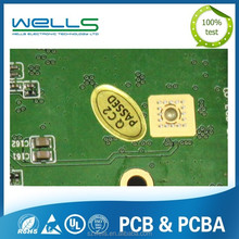 osp/gold plated/gold flash/gold immersion pcb board