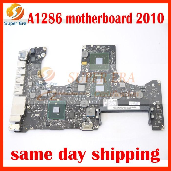 Original Motherboard For Macbook Pro 62 A1286 15 Mc371ll