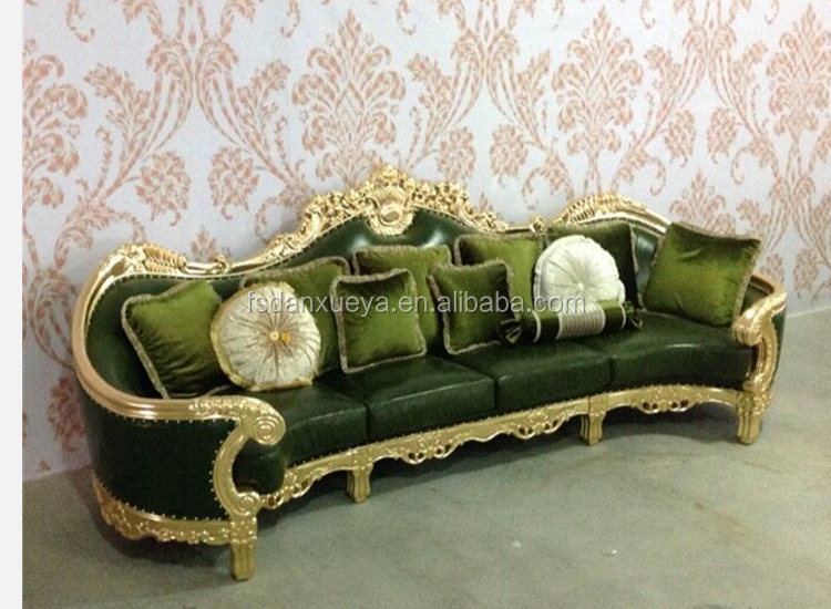 danxueya royal luxury living room furniture for sale sofa fabric