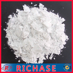 China Wholesale Merchandise China Manufacturing Supplier Magnesium Chloride Price Flakes