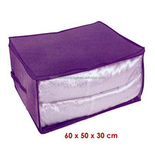 Canvas Quilt Storage Bag jumbo