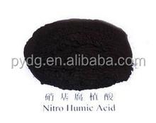 Potassium humate K2O 8% humic 65% organic fertilizer