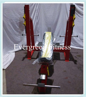 High quality life gear fitness equipment / gym equipment commercial / Olympic Incline Bench HP - 25 for sale