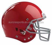 R&D Capability ABS Floorball Face Guard Football Helmets With Facemask Hockey Goalie Helmet