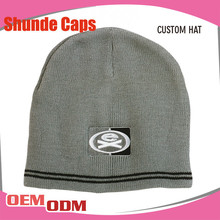 2015 Wholesale Beanies With Logo embroidered/Cheap Custom Hat Beanie