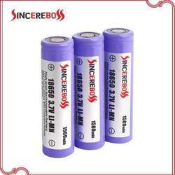 Well performance Sincereboss 35A 18650 1500mAh 18650 battery