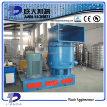 Plastic Densifier/ Agglomerator for Plastic Scraps