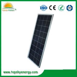 140W polycrystalline solar panel
