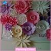 Decoration Pearl bud White Paper Flower For Wedding Dresses Shop (WFAM-40)