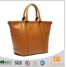 S681-A2974-genuine leather handbags 2015 Wholesale exported Colorfull Fashion Ladies Genuine Leather Bag