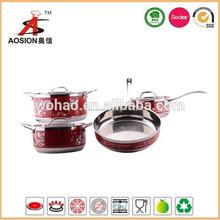 Aparatos de cocina de uso acero inoxidable venta al por mayor China