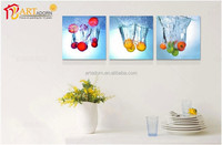Best selling item fruit oil painting for dinner room