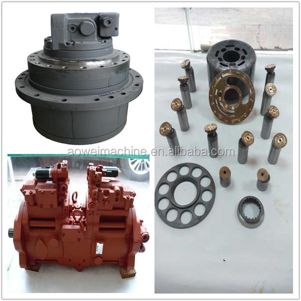 China Factory Bobcat 334 Hydraulic Pump Bobcat 331